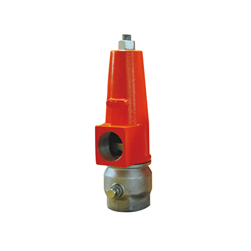 Female threaded pressure relief valve