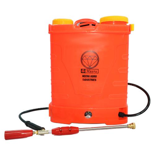 Double Motor Spray Pump
