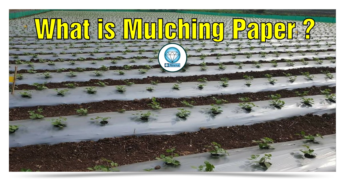 What is mulching?